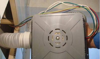 浴霸风机接线图解