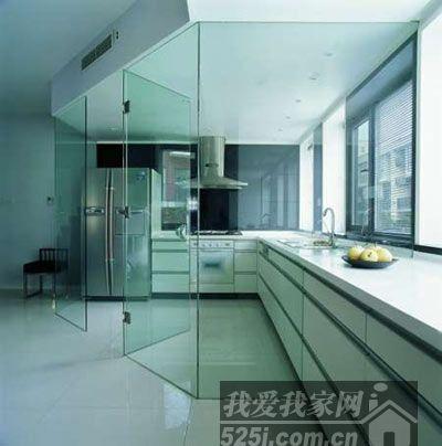 玻璃隔断墙框架与边框的安装方法