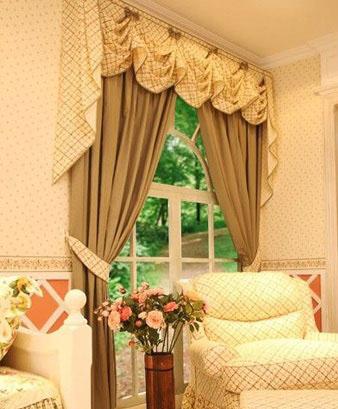家居窗帘的尺寸选择和款式挑选(3)