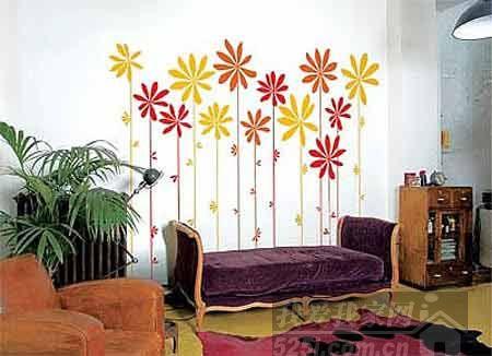家居新潮流 趣味手绘墙(6)