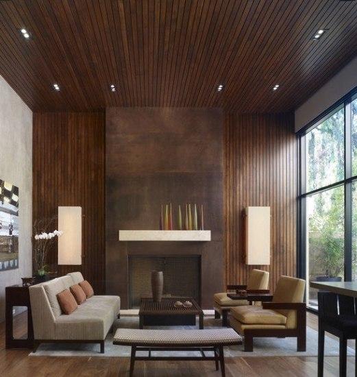 家居装修DIY 实木元素本色演出高清图片