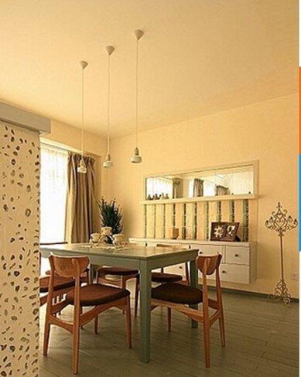 90平复式阁楼装修    卫生间,森系特色又来了,马赛克贴出的墙面真是别