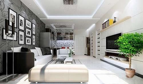 家庭室内装修效果图大全