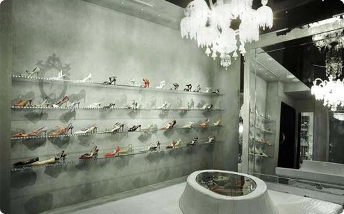 鞋店装修效果图大全 3高清图片