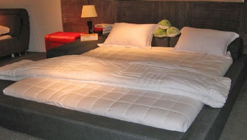 学知识 家具选购 榻榻米床效果图   九                 儿童床如何