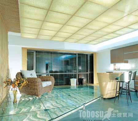 顶棚装修面积计算高清图片