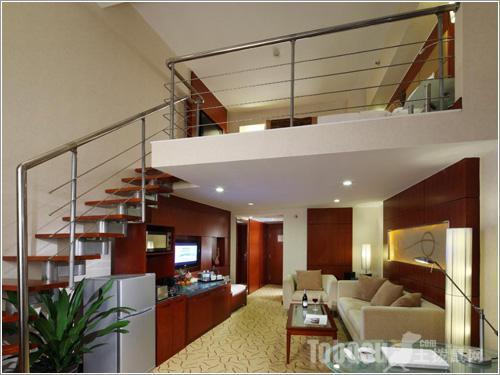 2012最新复式公寓装修效果图图片