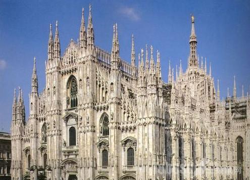 什么是哥特式建筑图片