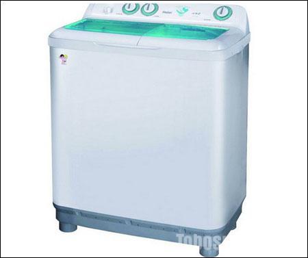 洗衣機脫水時報警,請勿移動~~-洗衣機脫水至6個固定位