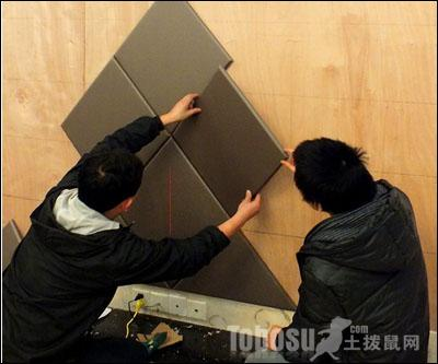 硬包背景墙特点及安装方法 - 装修知识 - 九正家居网