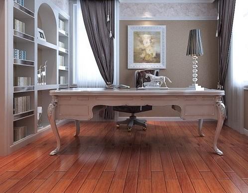 家装木地板颜色的选择搭配技巧
