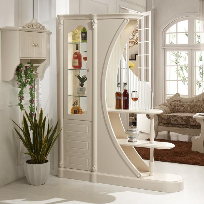 客厅装饰柜选购技巧 装饰柜选择什么样式好看
