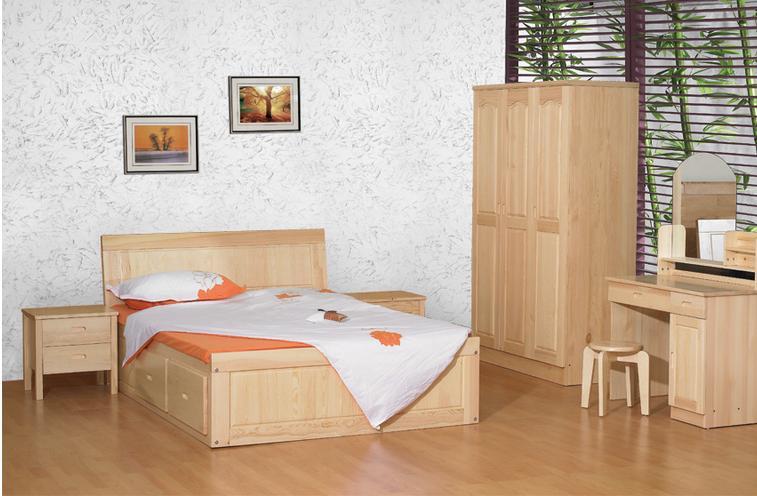 松木家具怎么样 松木家具装修效果图欣赏