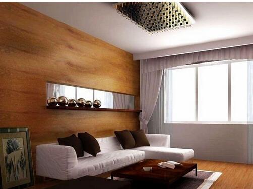沙发背景墙怎样装修 沙发背景墙装修要点高清图片