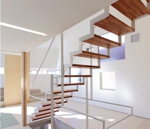 室内楼梯设计 楼梯装修风水禁忌