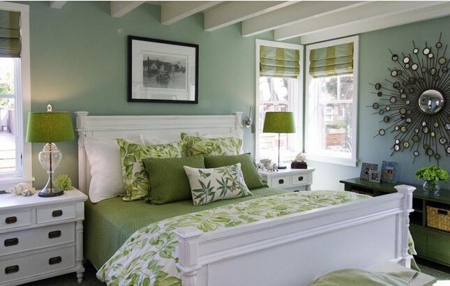 室内装修颜色怎样选择?装修颜色搭配禁忌
