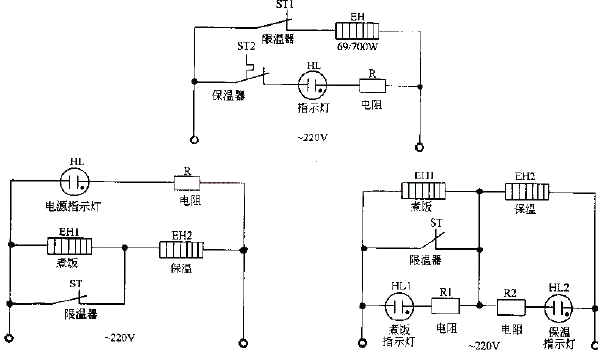 半球电饭煲怎么样 半球电饭锅电路图
