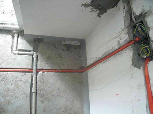 学知识 水电工程 家用电路怎么安装 家装电路安装方法  3 ,确定开槽