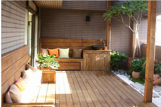 阳台改造小花园 阳台花园布置要点
