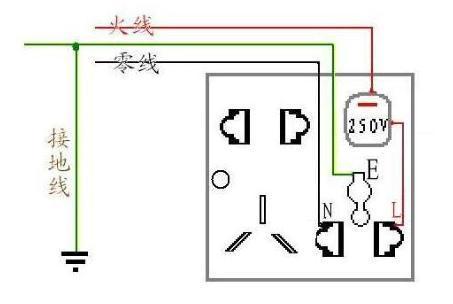 无零线触摸开关电路图