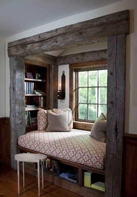 客厅飘窗装修设计 客厅飘窗装饰效果图高清图片