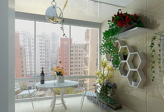 阳台怎样装修 阳台装修设计注意事项