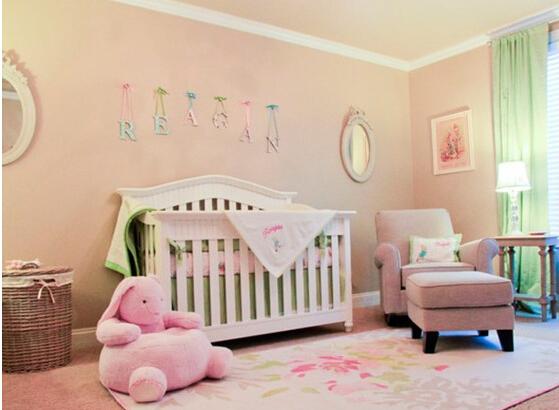 如何布置婴儿房 婴儿房装修注意事项