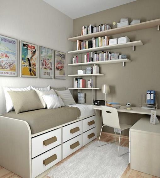 户型知识 小户型房间如何设计搭配 软装设计如何装修   小户型的房子