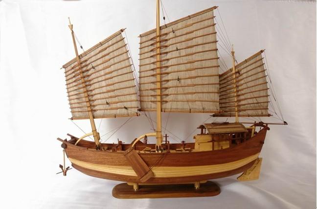 工艺船装饰品如何选购与搭配