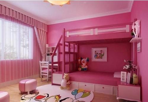 儿童房颜色搭配技巧