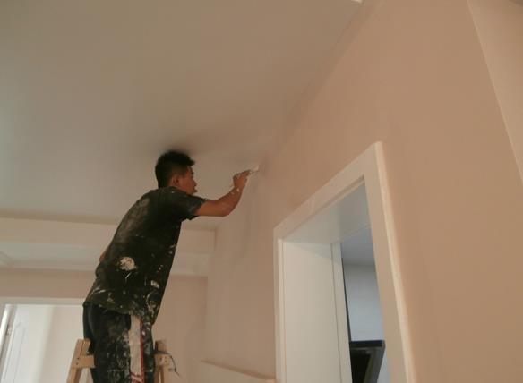 油漆工艺及施工步骤