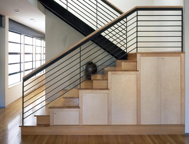 楼梯安装步骤及验收