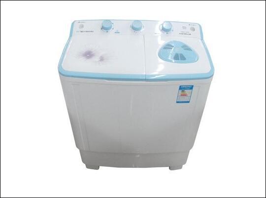 半自动洗衣机怎么漂洗
