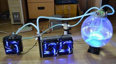 自制水冷空调方法 水冷空调工作原理