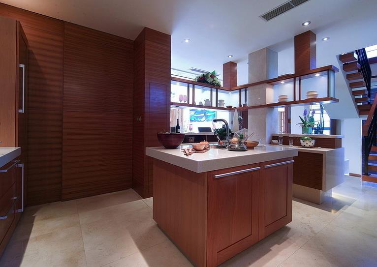 开放式厨房如何清理 开放式厨房的清洁保养方法