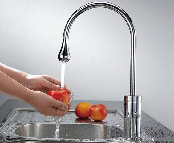 厨房水龙头选购攻略 厨房水龙头保养方法图片