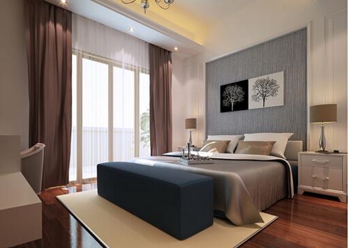 装修建材 木花边木雕 线条房客厅.图