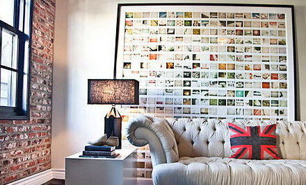 色彩明艳,这样的设置适合摆放在干净明亮的屋里,白墙最为适合,配合