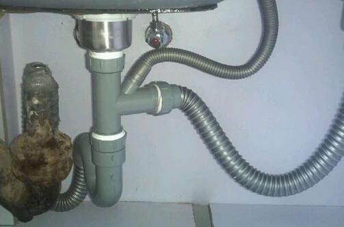 厨房下水道为什么会堵