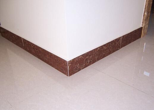 踢脚线怎么安装 瓷砖踢脚线安装注意事项