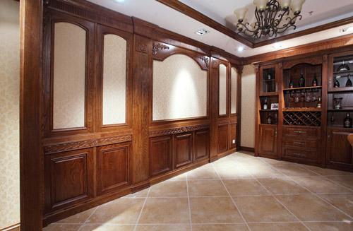 原木护墙板如何安装 原木护墙板安装方法