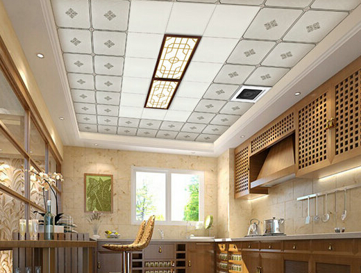 铝扣板吊顶怎么样 铝扣板吊顶安装流程 - 装修知识