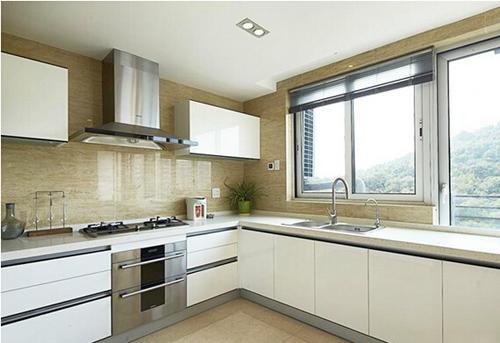 3.厨房墙砖腰线的使用原则图片