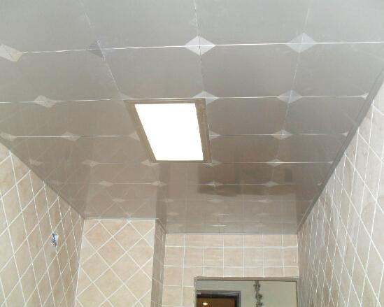 怎样选择铝扣板吊顶 铝扣板吊顶安装流程