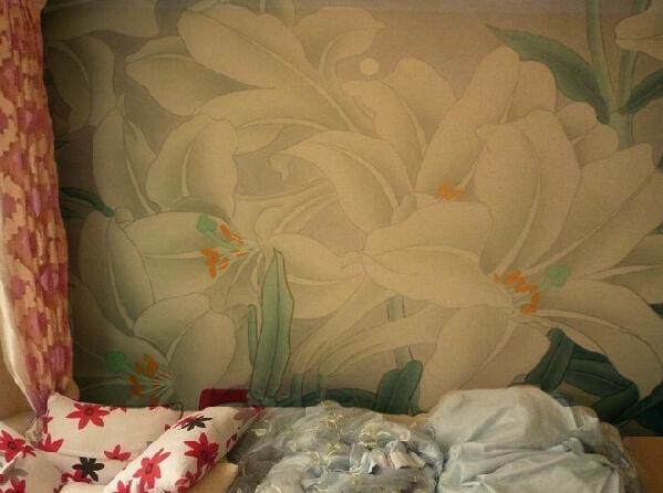 墙体彩绘如何绘制 墙体彩绘的绘制方法