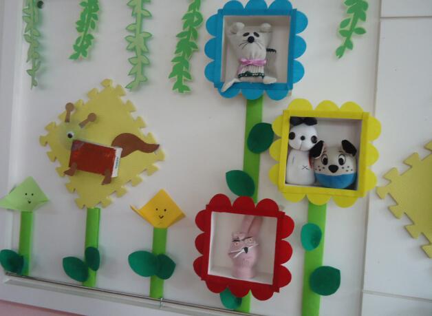 幼儿园墙面如何装饰 幼儿园墙画注意事项