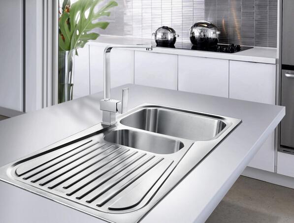 如何安装水槽 厨房水槽安装注意事项