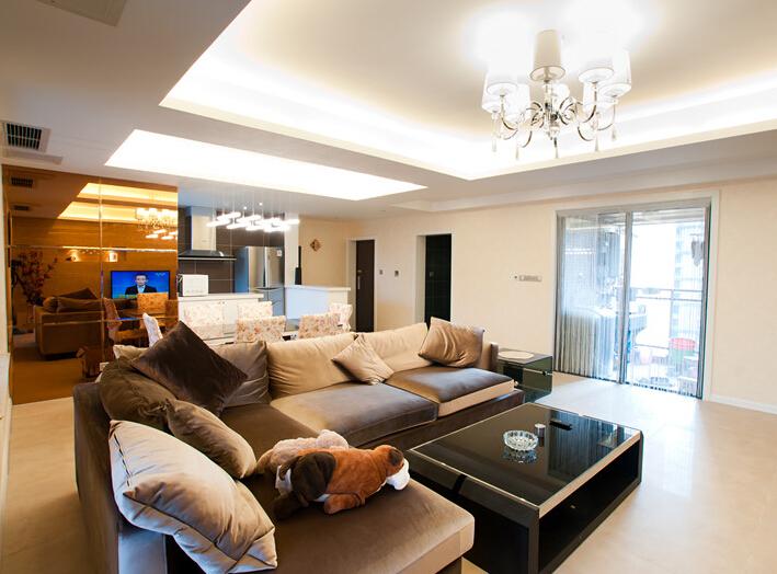 正方形客厅怎么装修 正方形客厅装修的方法