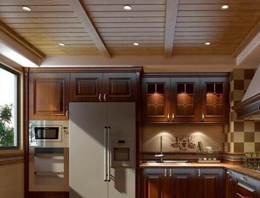 厨房吊顶用什么材料好 厨房吊顶装修要点