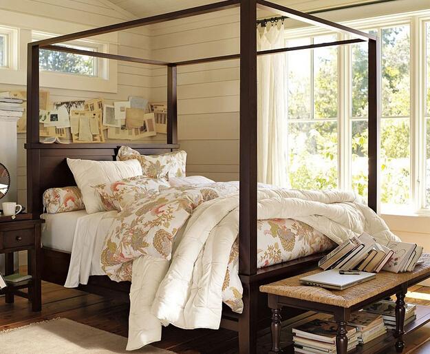 架子床有什么用 架子床的结构